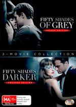 Fifty Shades of Grey (Unseen Edition) / Fifty Shades Darker (Unmasked Edition) (2-Movie Collection)