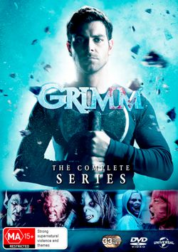 Grimm: The Complete Series (Seasons 1 - 6)