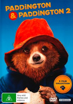 Paddington (2014) & Paddington 2 (2 Film Collection)