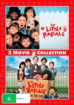 The Little Rascals / The Little Rascals Saves the Day (1 Disc)