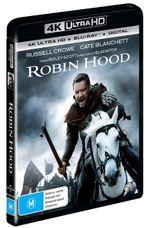 Robin Hood (2010) (4K UHD/Blu-ray/UV)