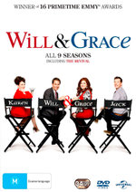 Will & Grace: All 9 Seasons (Including The Revival)
