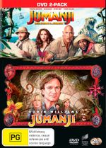 Jumanji: Welcome to the Jungle / Jumanji