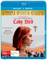 Lady Bird (Blu-ray/UV)