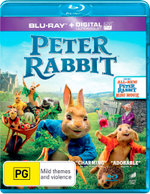 Peter Rabbit (Blu-ray/UV)