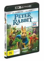 Peter Rabbit (4K UHD/Blu-ray/UV)