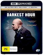 Darkest Hour (4K UHD/Blu-ray/Digital Copy)