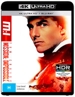M:I (Mission: Impossible) (4K UHD/Blu-ray)