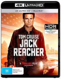 Jack Reacher (4K UHD/Blu-ray)
