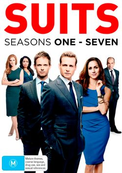 Suits: Seasons 1 - 7