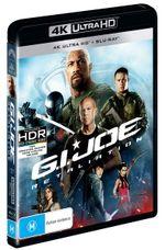 G.I. Joe: Retaliation (4K UHD / Blu-ray)