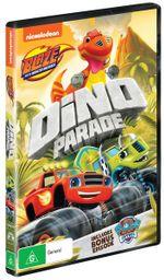 Blaze and the Monster Machines: Dino Parade