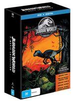 Jurassic World: 5 Movie Collection (DVD/ UV)