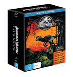Jurassic World: 5 Movie Collection (Blu-ray/ UV)