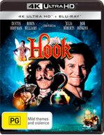 Hook (4K UHD/Blu-ray)