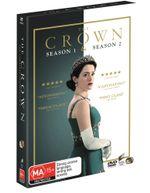 The Crown: Season 1 & Season 2
