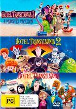 Hotel Transylvania 3: A Monster Vacation / Hotel Transylvania 2 / Hotel Transylvania (Includes Mini-Movie)