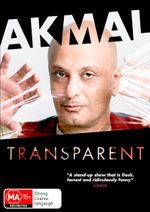 Akmal: Transparent
