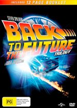 Back to the Future Trilogy (Back to the Future / Back to the Future 2 / Back to the Future 3)