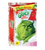 How the Grinch Stole Christmas (2000) (Dr Seuss') (Includes The Grinch Santa Sack)