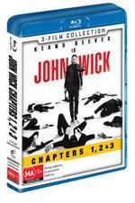 John Wick / John Wick: Chapter 2 / John Wick: Chapter 3 - Parabellum