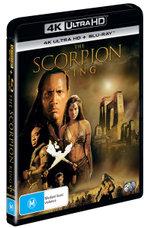 The Scorpion King (4K UHD / Blu-ray)