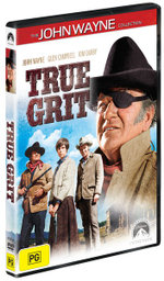 True Grit (1969) (The John Wayne Collection)