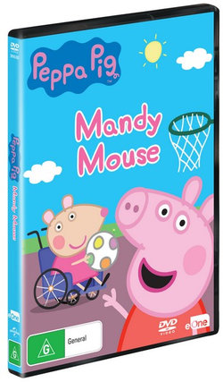 Peppa Pig: Mandy Mouse