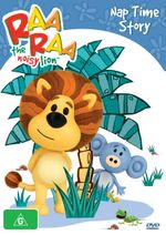 Raa Raa The Noisy Lion: Nap Time Story