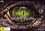 Swamp People: Season 1-4