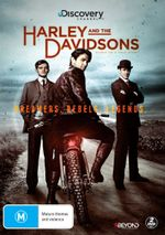 Harley and the Davidsons: Series 1