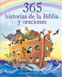 365 Historias de la Biblia y Oraciones