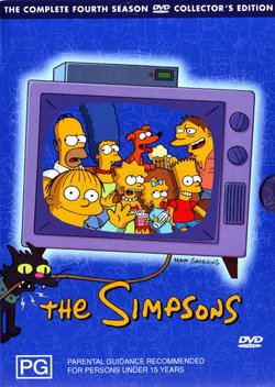 The Simpsons: Season 4 (Collector's Edition)