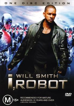 I, Robot (One Disc Edition)