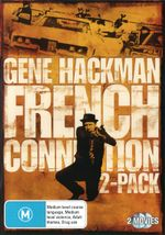 French Connection, The / French Connection II - 2 of the Best (2 Disc Set)
