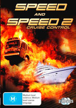 Speed / Speed 2 - 2 Of The Best (2 Disc Set)