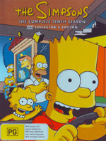 The Simpsons: Season 10 (Collector's Edition)