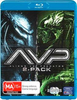 AVP: Aliens vs Predator - 2-Pack (AVP / AVP2: Requiem)