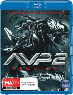AVP2: Requiem (Extended Combat Edition) (Aliens vs Predator 2)