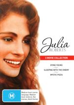Julia Roberts Triple Pack (Dying Young / Sleeping with the Enemy / Mystic Pizza)