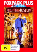 Night At The Museum (Combo Pack)(DVD + BluRay)