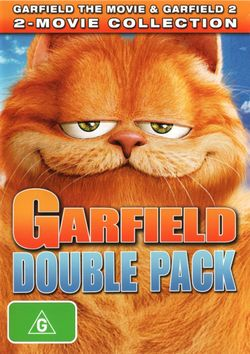 Garfield Double Pack (Garfield The Movie / Garfield 2) (2-Movie Collection)