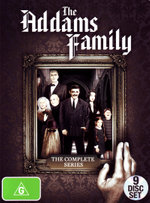 The Addams Family (1964): The Complete Series