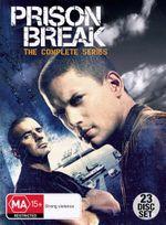 Prison Break: The Complete Series (Seasons 1 - 4)