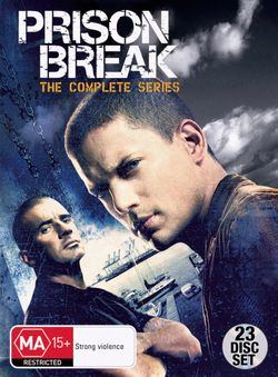 Prison Break: The Complete Series (Seasons 1 - 4)