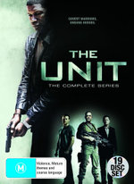 The Unit: The Complete Series: Seasons 1 - 4