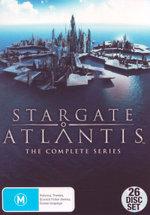 Stargate: Atlantis - The Complete Series