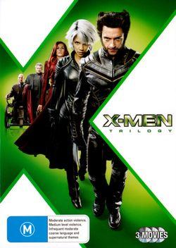X-Men Trilogy (3 Discs)