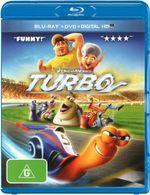 Turbo (2014) (Blu-ray/DVD/UV)