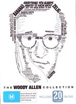 The Woody Allen Collection: (Alice/Annie Hall/Another Woman/Bananas/:Broadway Danny Rose/Crimes and Misdemeanors/Everything You Always Wanted to Know